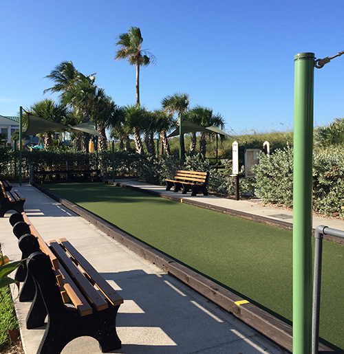 Ocean Village Bocce Ball