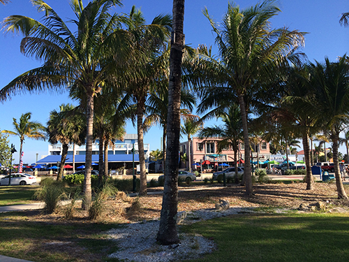 Restaurants at Jetty Park